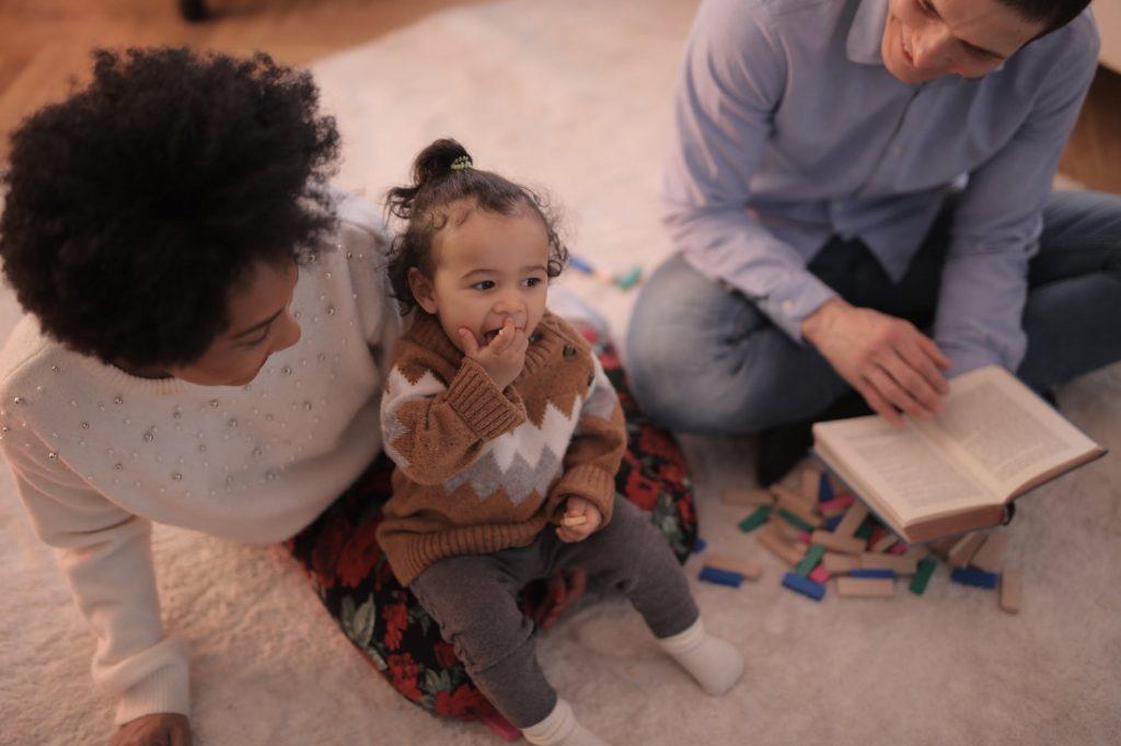 La familia es uno de los pilares para el desarrollo de la autoestima de los niños.