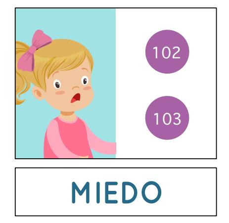 sonidos para niños de las emociones