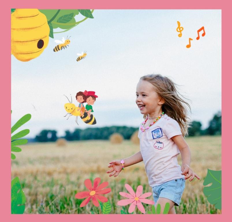sonidos para niños de insectos